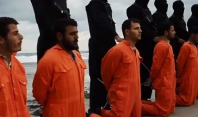 21 Coptic Christians: Calling on Yesua for Strength that Never Drains Away
