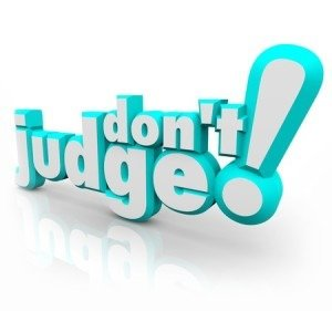 """A Quick Response To The """"Who Are You To Judge?"""" Objection"""
