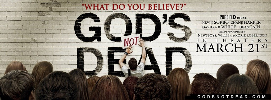 A Review of the Movie: God's Not Dead