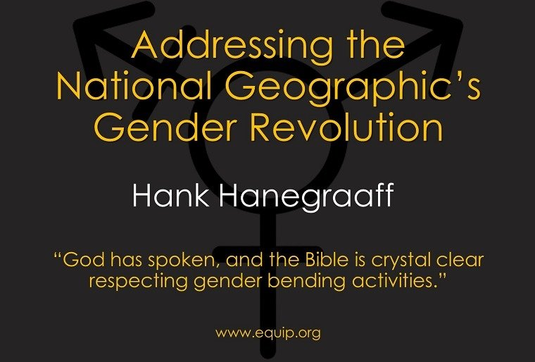 Addressing National Geographic's Gender Revolution