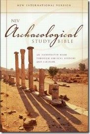 Archaeological Study Bible Only $4.99!