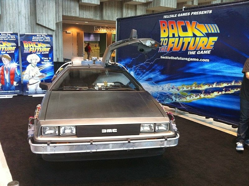 Back to the Future and the Existence of God