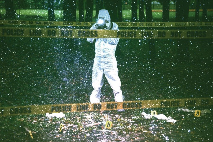 Christian Case-Making 101: What You Can Learn from a Crime Scene Investigator