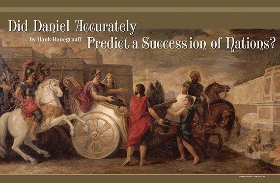 Did Daniel Accurately Predict a Succession of Nations?