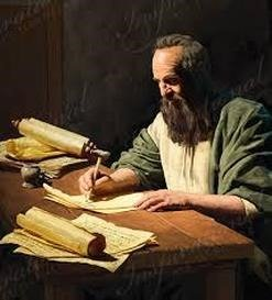 Did the Apostle Paul claim to write with divine authority?