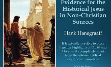 Evidence for the Historical Jesus in Non-Christian Sources