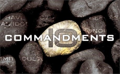 Examining the 10 Commandments of Atheism