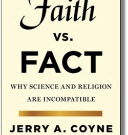 Faith vs. Fact? No, Jerry Coyne's Theology vs. Whatever