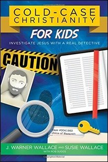 Fantastic New Apologetics Resource for Families: Cold-Case Christianity for Kids!