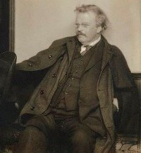 GK Chesterton the Apologist