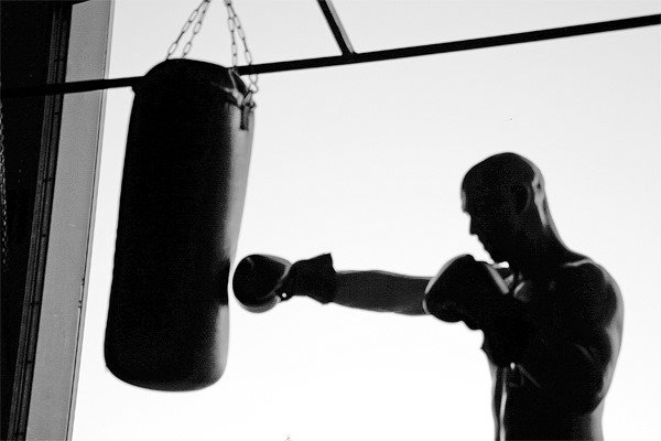 God is Not Your Punching Bag