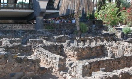 Has the House of Peter and Andrew Been Discovered in Capernaum?