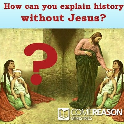 History is a Problem for Those Who Doubt Jesus Was Real