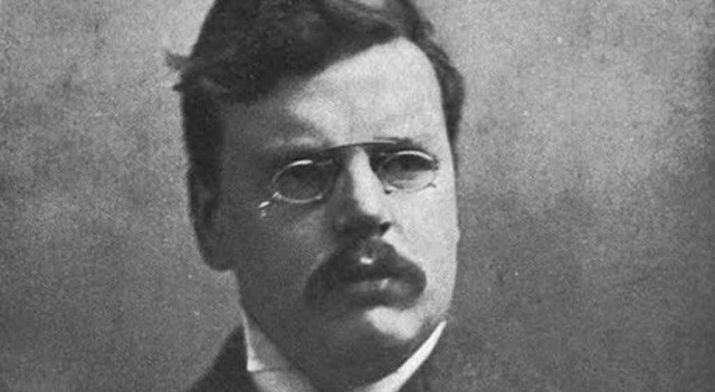 How a 29-Year-Old G. K. Chesterton Flipped 4 Arguments Against Christianity Upside-Down