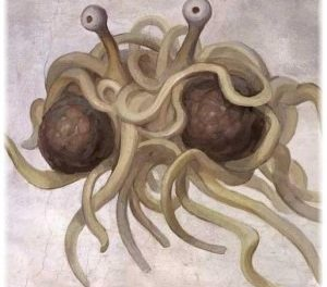 How Many Eyewitnesses of the Flying Spaghetti Monster Have Willingly Died for Their Witness?