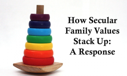 How Secular Family Values Stack Up: A Response