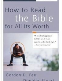 How to Read the Bible for All It's Worth: Old Testament Stories