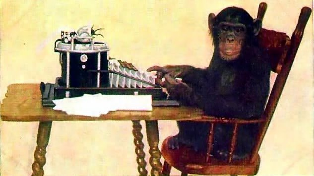 Monkeys, Typewriters, and Assumptions