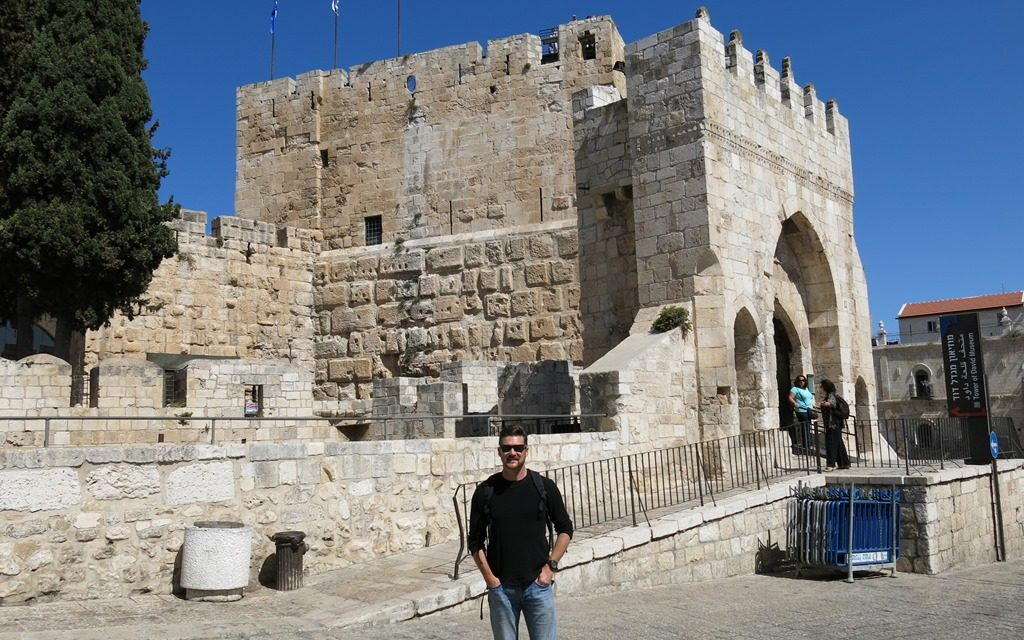 Palace Where Jesus Stood Trial Discovered by Archaeologists?
