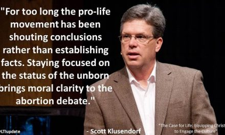 Providing The Case Against And Solutions For Abortion