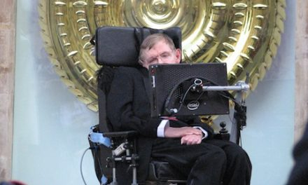 "Stephen Hawking: ""Philosophy Is Dead"""
