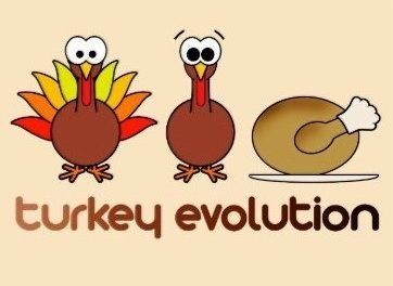 Thanksgiving, Evolution, and Design