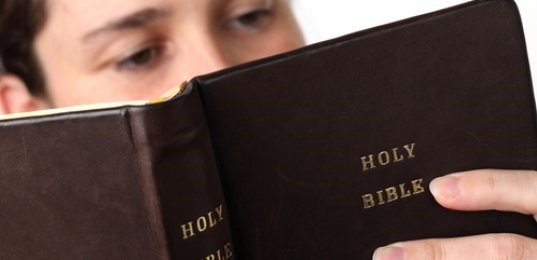 The Bible: Intentionally Misunderstood