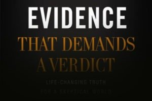 The Evidence Still Demands a Verdict