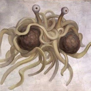 The Flying Spaghetti Monster and Pastafarianism