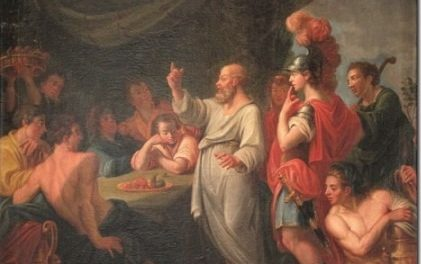 The Just Man: Jesus and Plato's Republic