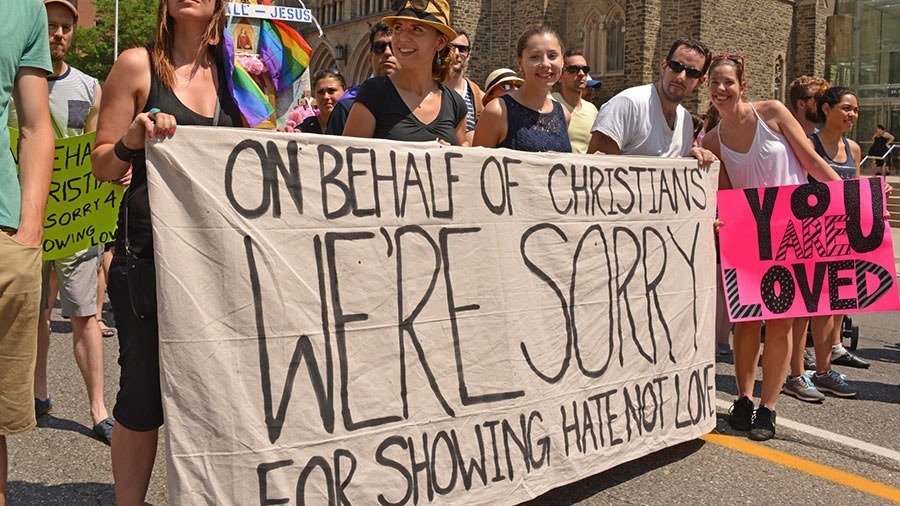 The LGBT's False Dichotomy of Love and Hate