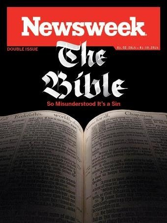 The Misunderstood Bible: Not News; Just Weak