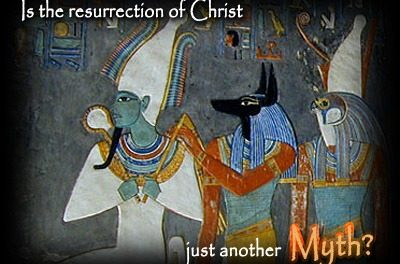 The Resurrection of Jesus Comes from Ancient Religious Myths?