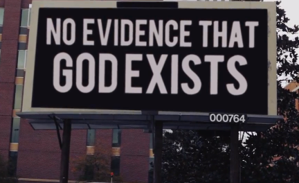 There's No Evidence