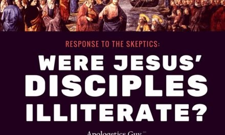 Were Jesus' Disciples Illiterate Peasants?