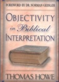 What is Objectivity and Why is it Important for Bible Study?