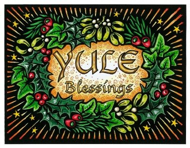 What is Yule, and what does it have to do with Christmas?