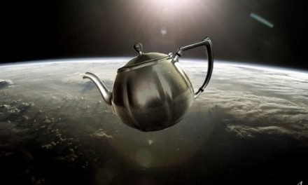 Why Russell's Teapot Fails