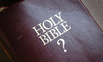 Why You Either Believe Or Reject The Bible