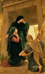 Women as First Witnesses to the Empty Tomb